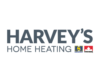 Prime Creative | Harvey's Home Heating logo