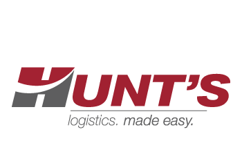 Prime Creative | Hunt's Transport Logo