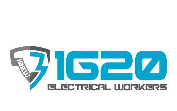 Prime Creative | IBEW 1620 Electrical Workers Logo